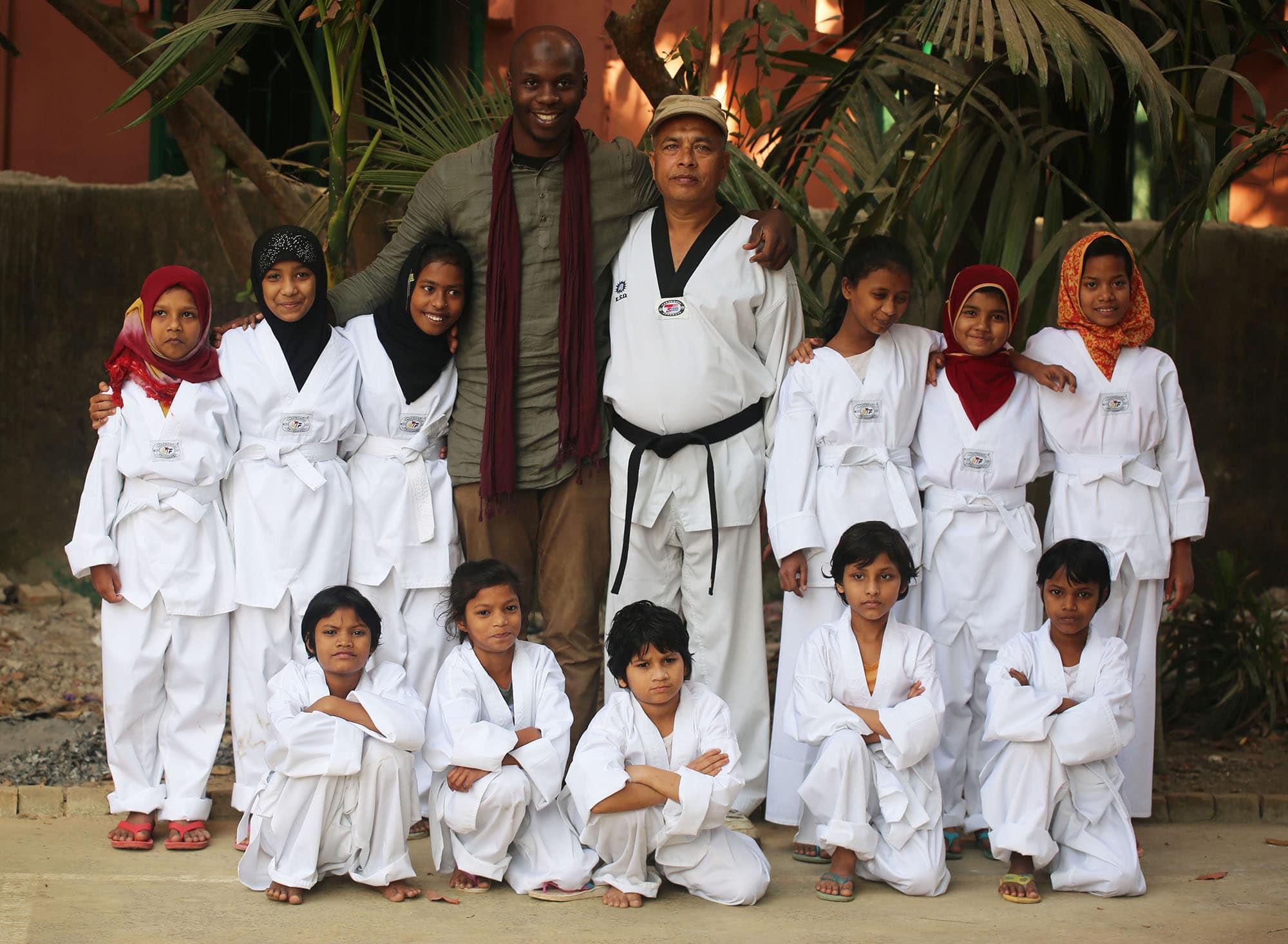 taekwondo bangladesh