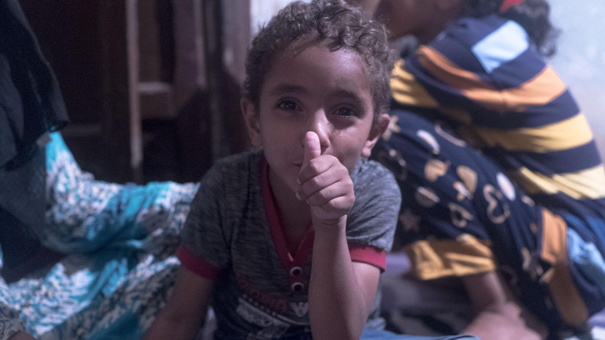 enfant des rues maroc