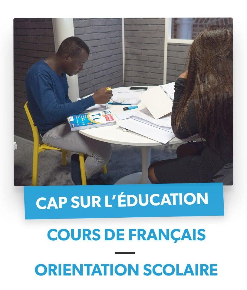 education mineurs isolés